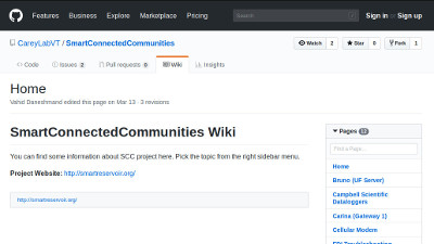 Project Wiki